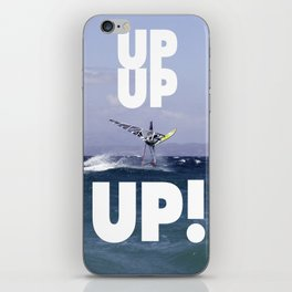 Surf's Up! iPhone Skin