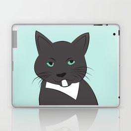 Meow, meow. Laptop & iPad Skin