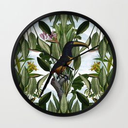 Besoulia II Wall Clock