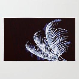 Tropical silhouette Rug