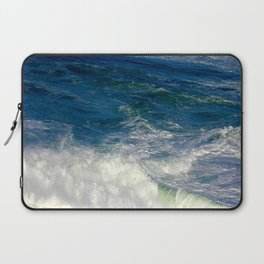Crashing Down and Up Laptop Sleeve