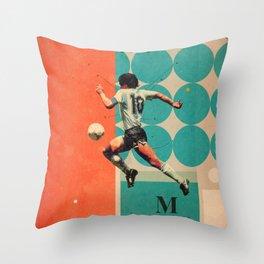 Mundo Throw Pillow