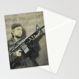 Hours, Days and Years Stationery Cards