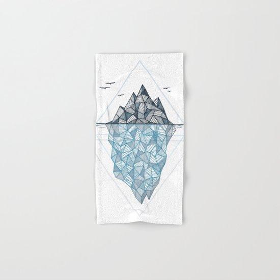 Iceberg Hand & Bath Towel