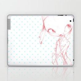 Waiting for something... Laptop & iPad Skin
