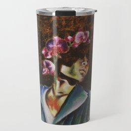 Her Lily- Purple Travel Mug