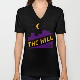 The Hill Unisex V-Neck