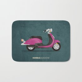 Honda Shadow Bath Mat
