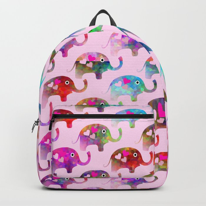 Elephant Party Backpack
