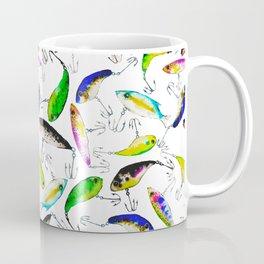 Fishing is Fly Coffee Mug