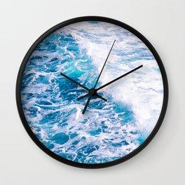 My Inner Sea Wall Clock