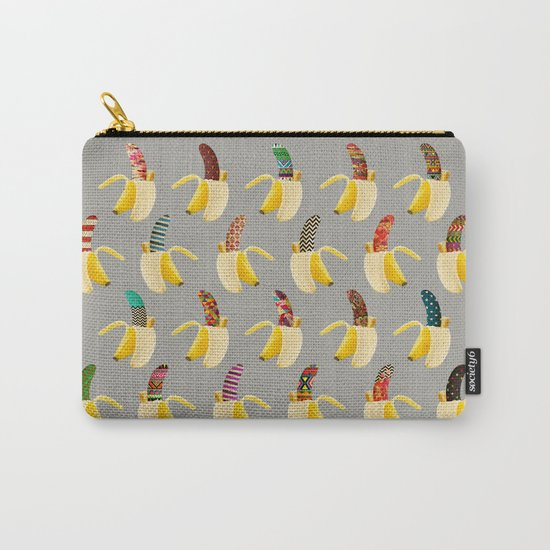 Anna Banana Carry-All Pouch