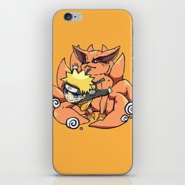 Naruto iPhone Skin