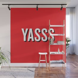 YASSS Wall Mural