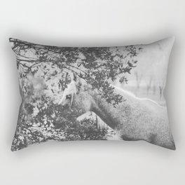 Horse II _ Photography Rectangular Pillow