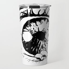 Creatures in my head Travel Mug
