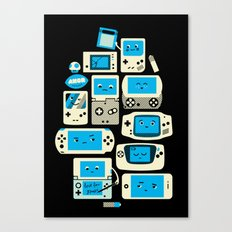 AXOR Heroes - Love For Handhelds Canvas Print