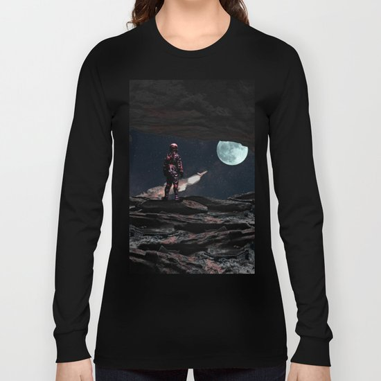 Last Flight Out Long Sleeve T-shirt