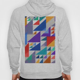 Abstract Composition 393 Hoody