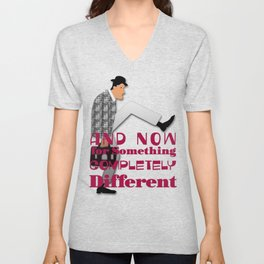 And Now for Something Completely Different Unisex V-Neck