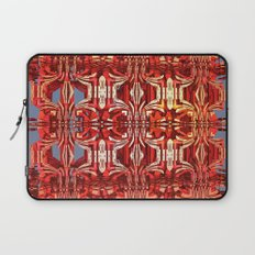 Cool abstract 3-D design Laptop Sleeve