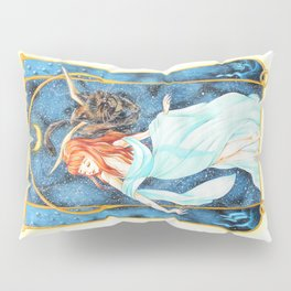 Lover of the Moon Pillow Sham