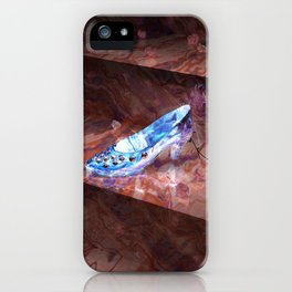 Cinderella's Little Glass Slipper iPhone Case