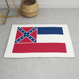 Flag of Mississippi - High quality authentic Rug
