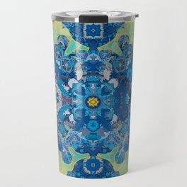Batik 01 Travel Mug
