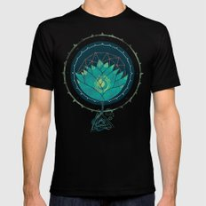 Blue Lotus X-LARGE Mens Fitted Tee Black