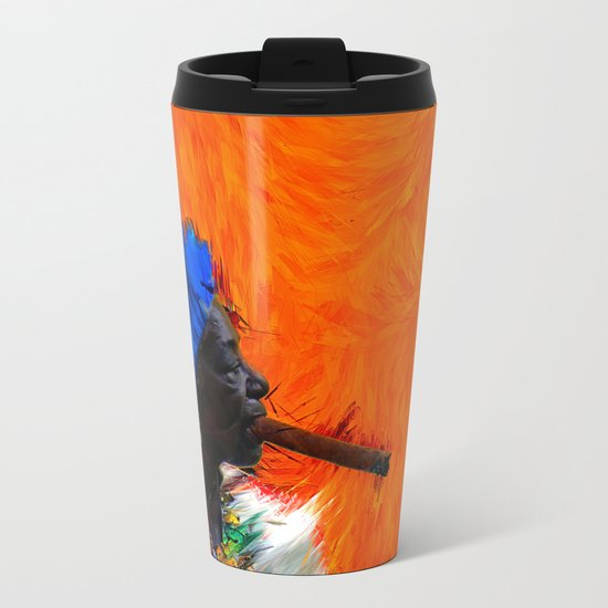 babami Metal Travel Mug