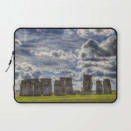 Stonehenge Summer Laptop Sleeve
