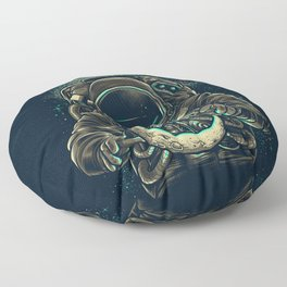 Moon Keeper Floor Pillow