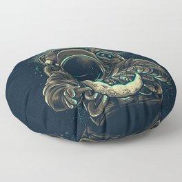 Moon Keeper Floor Pillow