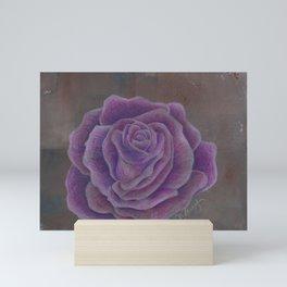 A Rose of its Own Mini Art Print