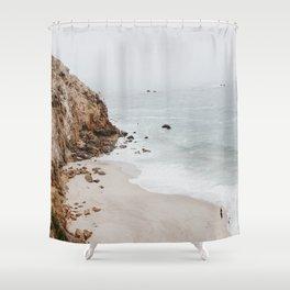 Malibu Coast California Shower Curtain