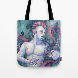 Keeper Of The Abyss Tote Bag