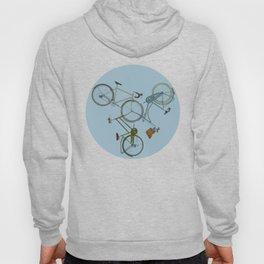 3 bikes Hoody