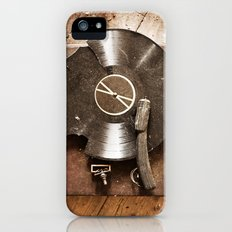 Broken Record iPhone (5, 5s) Slim Case