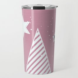 Stars forest Travel Mug