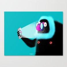 Selfie! Canvas Print
