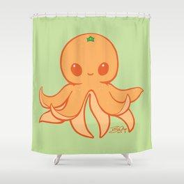 Vitamin O Shower Curtain