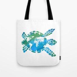Mother Earth II Tote Bag
