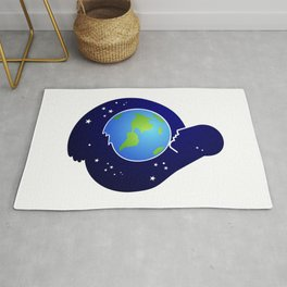 Care for the Earth Rug