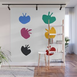 Apples after Matisse Wall Mural