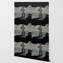 Apollo 17 - Last Man On The Moon Wallpaper