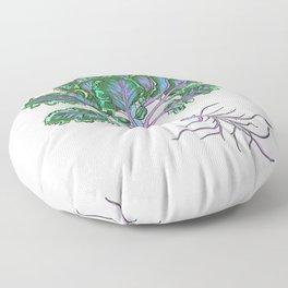 Lettuce Floor Pillow