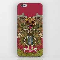mexican iPhone & iPod Skins featuring Mexican by Joel Velasco
