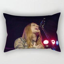Vera Blue_02 Rectangular Pillow