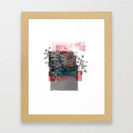 Anemony Framed Art Print